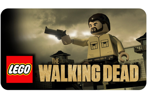 LEGO The Walking Dead Video Game - Gameplay - YouTube