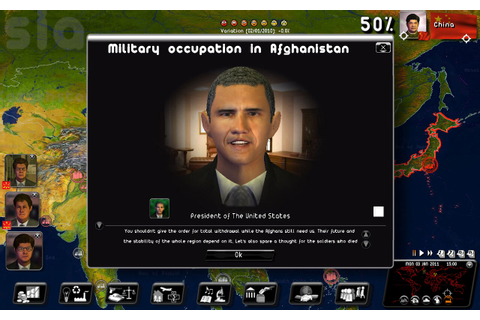 Rulers of Nations Geopolitical Simulator 2 Full Game ...