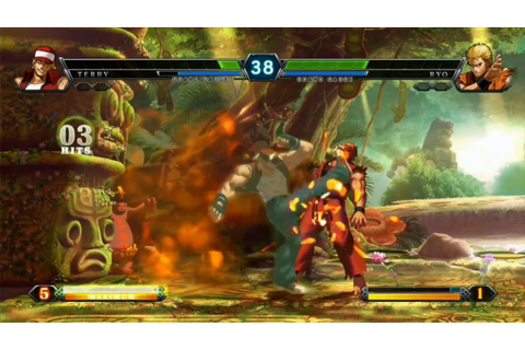 The King of Fighters XIII PC Game Free Download Full Version