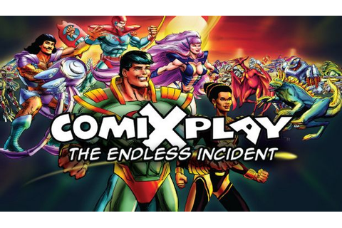 ComixPlay #1: The Endless Incident Free Download « IGGGAMES