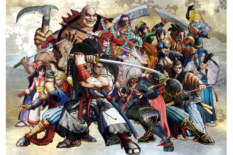 New Samurai Shodown game is now available on PS4 and Xbox ...