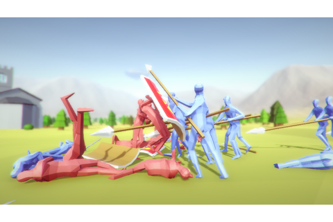 Totally Accurate Battle Simulator Screenshots, Pictures ...