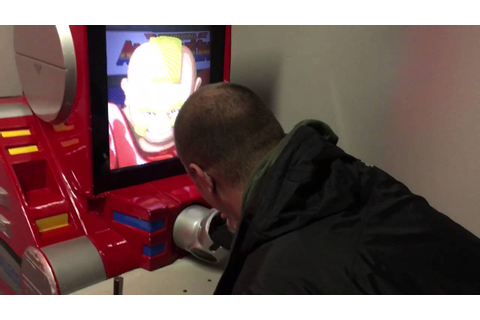 Arm Wrestling Arcade Game - YouTube