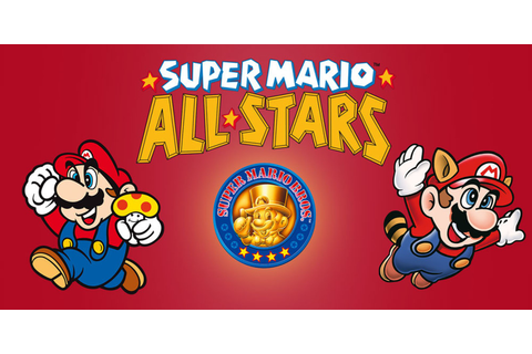 Super Mario All-Stars - 25th Anniversary Edition | Wii ...