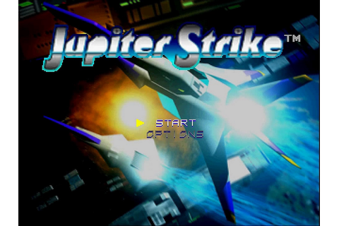 Jupiter Strike Download Game | GameFabrique