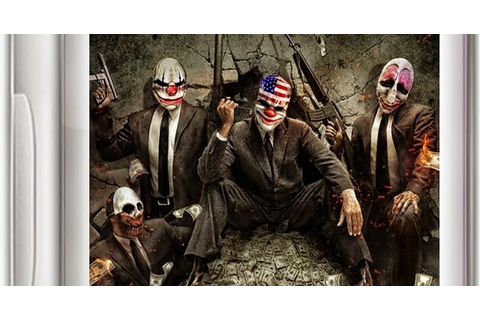 Payday The Heist Game - Free Download Full Version For PC