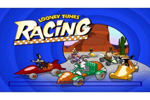 Looney Tunes Racing - Rascal Championship (PS1) - YouTube