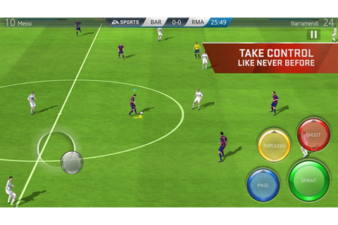 FIFA Mobile (ex-FIFA 16) é lançado no iOS e requisitos ...