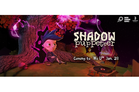 Shadow Puppeteer is coming to Wii U on January 28!