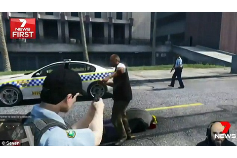 NSW Police outraged at Grand Theft Auto video game | Daily ...