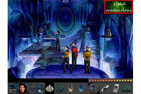 Star Trek TNG - A Final Unity (1995) - How to solve the ...