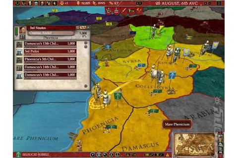 Europa Universalis Rome Download Free Full Game | Speed-New