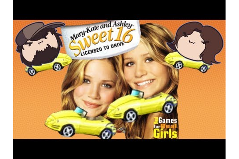 Mary-Kate and Ashley: Sweet 16 - Licensed to Drive - Game ...