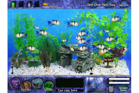 Fish Tycoon | fish tycoon pc game nantaa, fish tycoon 2 ...