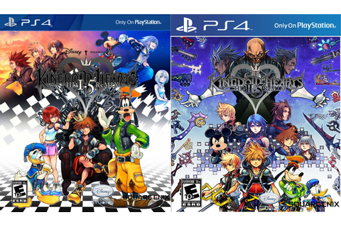 Kingdom Hearts HD 1.5 e 2.5 ReMIX usciranno su PS4 — Yessgame
