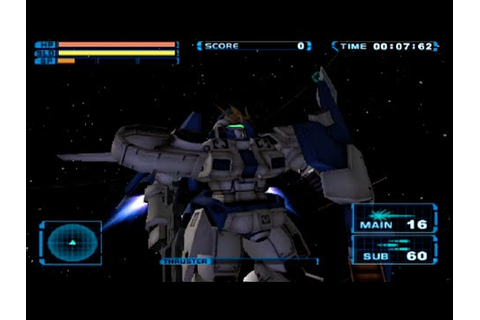 Gundam Encounters in Space - OZ-00MS2B Tallgeese 3 - YouTube