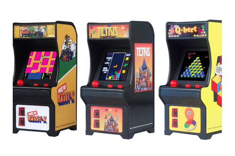 No Quarters Required: Classic Arcade Games Are Hotter than ...