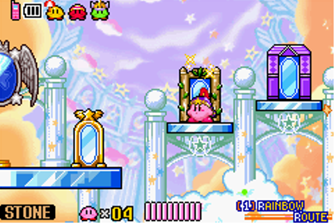 Kirby & The Amazing Mirror Screenshots for Game Boy ...