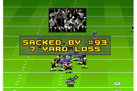 Download John Madden Football '93 (Genesis) - My Abandonware