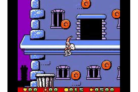 Earthworm Jim 2 Menace to the Galaxy GBC Die in 1 Hit Game ...