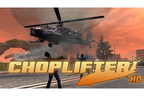 Choplifter HD Gameplay (PC HD) - YouTube