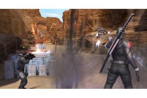 G.I. Joe: The Rise of Cobra Xbox 360, PS3 review - DarkZero