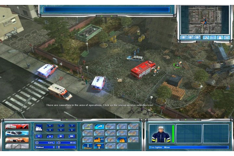 Emergency 4: Global Fighters For Life GAME MOD Emergency 4 ...