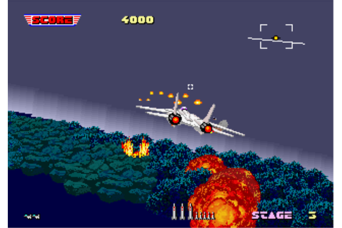 Play Arcade After Burner Online in your browser ...