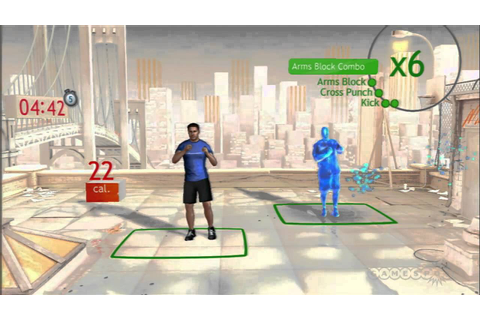 GameSpot Reviews - Your Shape: Fitness Evolved Video ...