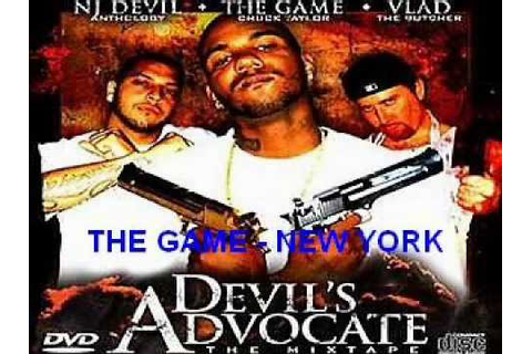 The Game - New York - YouTube