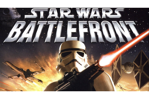 Classic Game Room - STAR WARS BATTLEFRONT review - YouTube