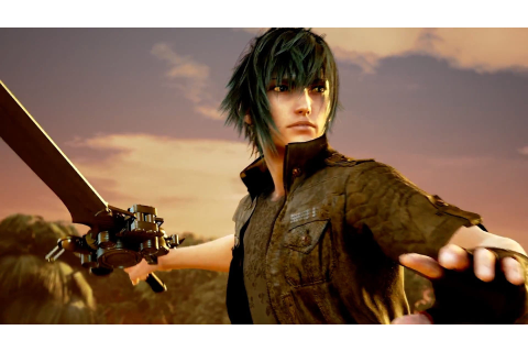 Noctis Lucis Caelum coming to Tekken 7 on March 20 ...