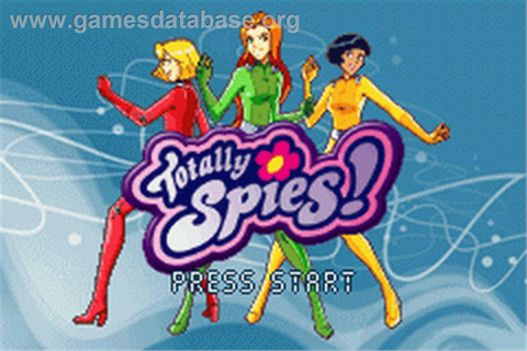 Totally Spies - Nintendo Game Boy Advance - Games Database