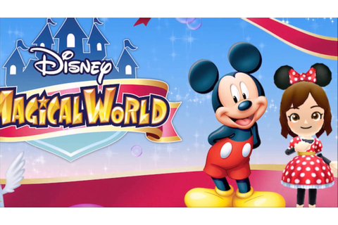 Disney Magical World Nintendo 3DS Game Review - Review of ...