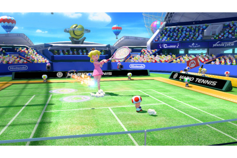 Mario Tennis Ultra Smash Coming to Wii U - URBAN GAMEPLAY