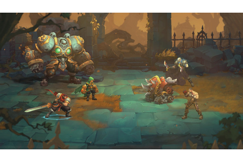 Battle Chasers: Nightwar for Switch launches May 15 - Gematsu