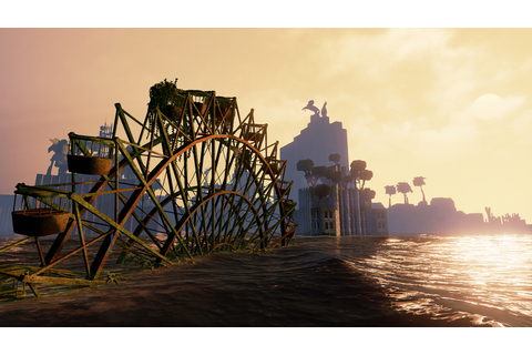 Submerged is an exploration-adventure game coming to ...