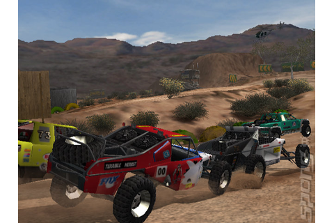 Screens: ATV Offroad Fury 4 - PS2 (55 of 79)