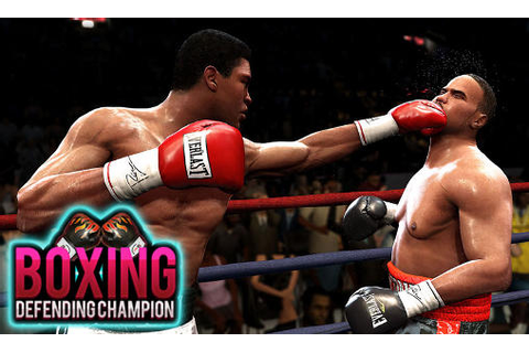 Boxing Defending Champion v1.2 APK - Android Game Review