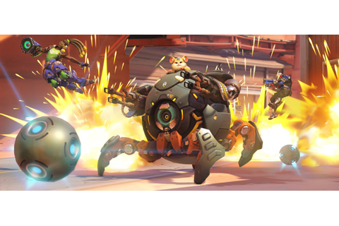 Overwatch's Newest Hero Wrecking Ball Is Now Live - Game ...