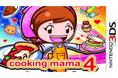 Cooking Mama 4 Gameplay {Nintendo 3DS} {60 FPS} {1080p ...