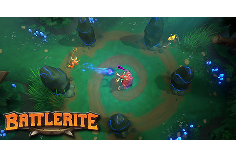 Battlerite has dropped pictures for its Battle Royale game ...