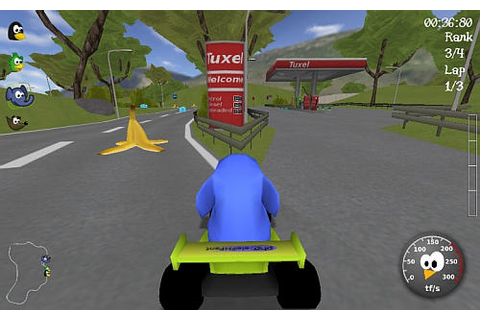 SuperTuxKart - Game - Play Online For Free - Download