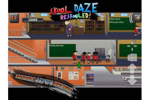 App Shopper: Skool Daze (Games)