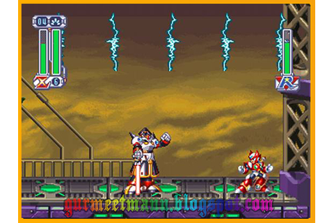Megaman X4 Full Ver Pc Game | Full Ver Pc Game