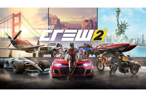 THE CREW® 2 Game | PS4 - PlayStation