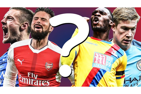 Take the 2016/17 Premier League end of season quiz ...