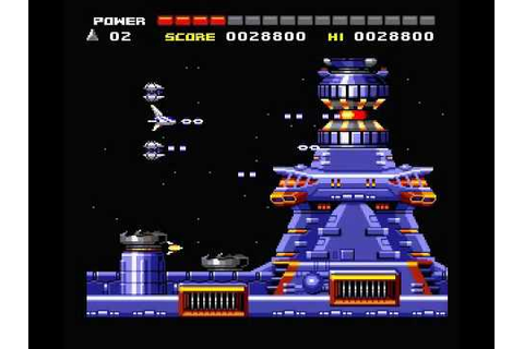 [MSX2] Space Manbow (1989) (Konami) - YouTube