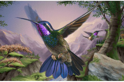 Super Adventures in Gaming: Kolibri (32X)