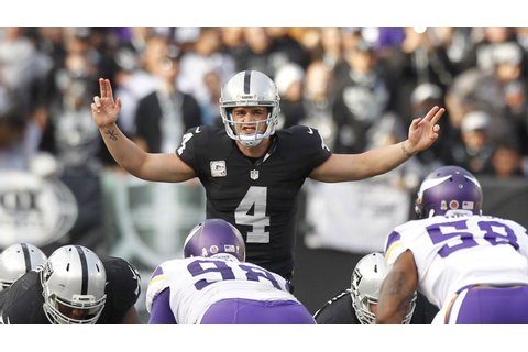 Raiders vs Vikings Offensive Analysis: What went wrong ...